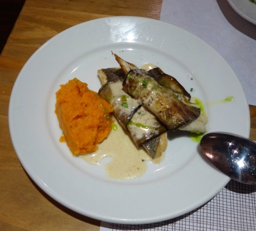Sea bream at Meson de Cervantes - reijosfood.com