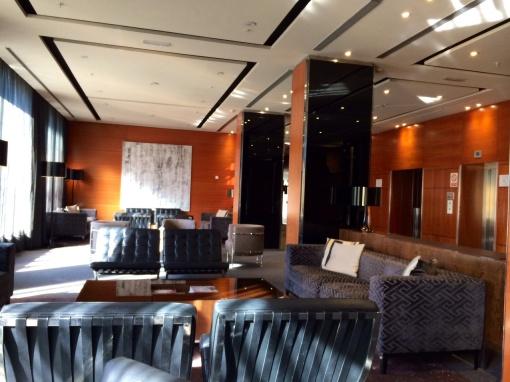 AC Malaga Palacio lobby - reijosfood.com