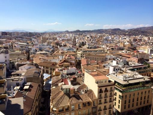 View from Atico bar - reijosfood.com