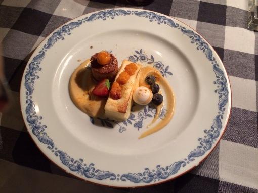 Dessert at Strindberg - reijosfood.com