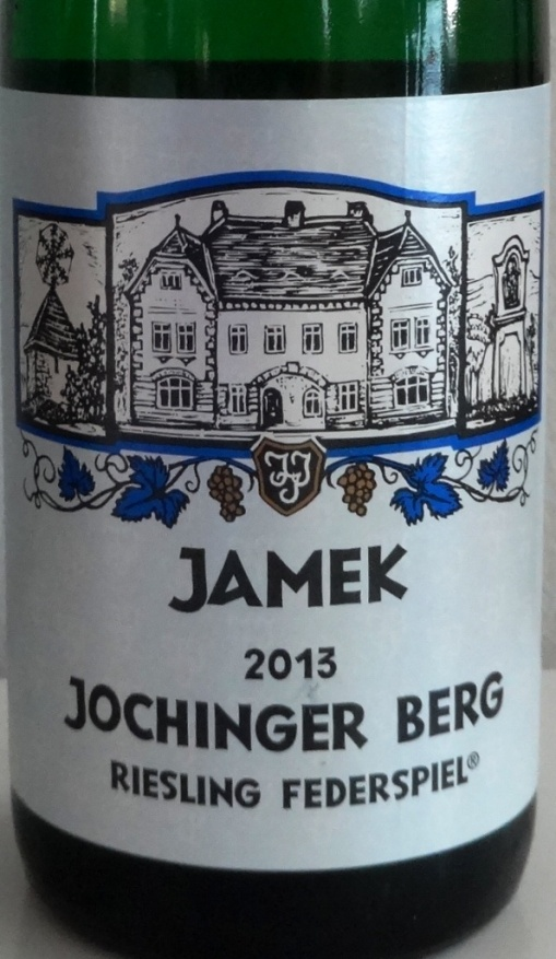 Jamek Jochinger Berg Riesling Federspiel 2013 - reijosfood.com