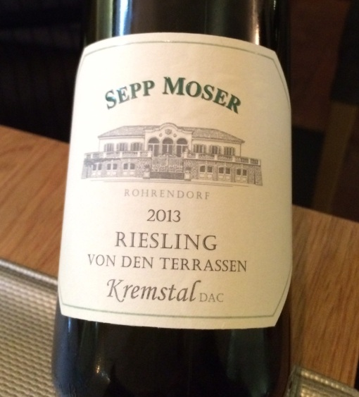 Riesling at Fishmarket - reijosfood.com