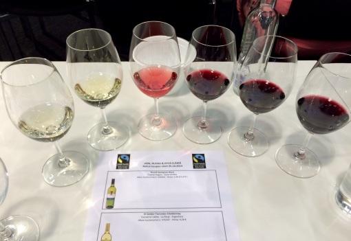 Wine tasting - reijosfood.com