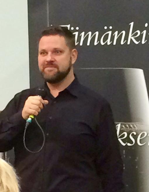 Sommelier Antti Uusitalo - reijosfood.com