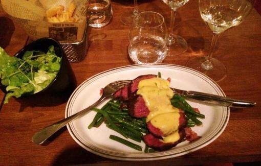 Beef tenderloin at Rikhards - reijosfood.com
