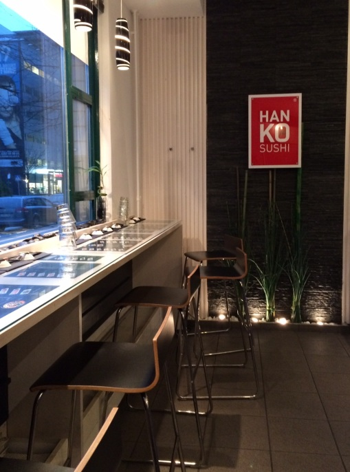 Hanko Sushi bar Ruoholahti