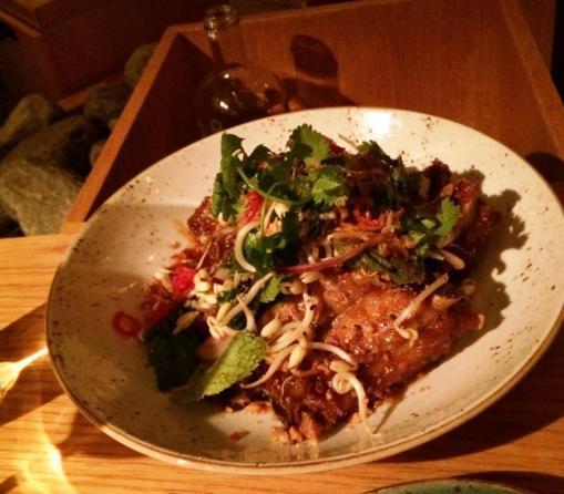 Pork ribs at Yume - reijosfood.com