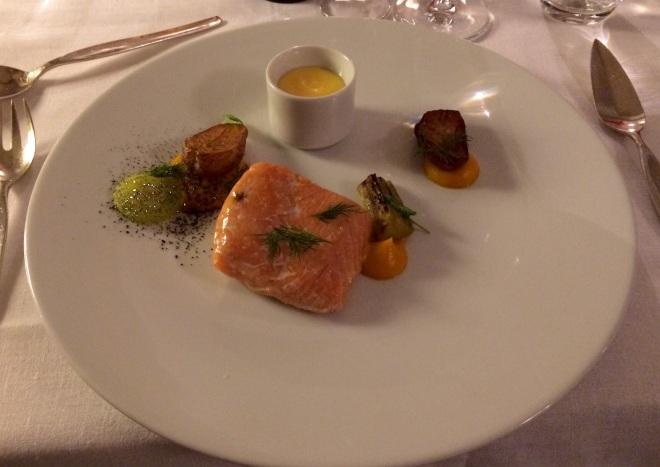 Salmon at Havis - reijosfood.com