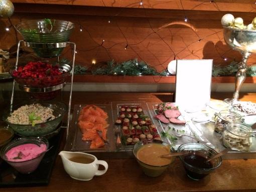 Buffet at Havis - reijosfood.com