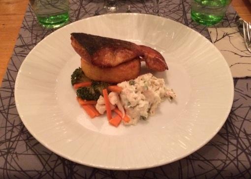 Salmon at Kaarna - reijosfood.com