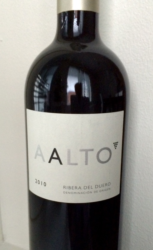 Wine Review Aalto Spanish Winery And Red Wine Have