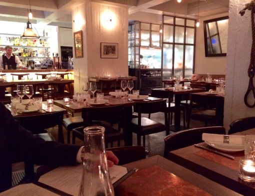 Restaurant Boulevard Social