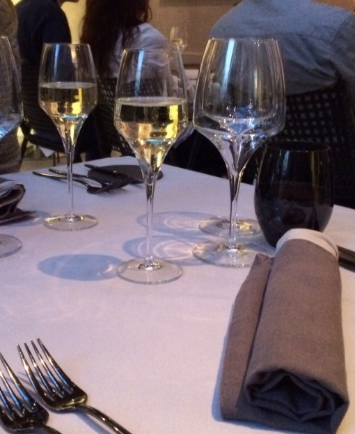 Champagne at Ragu - reijosfood.com