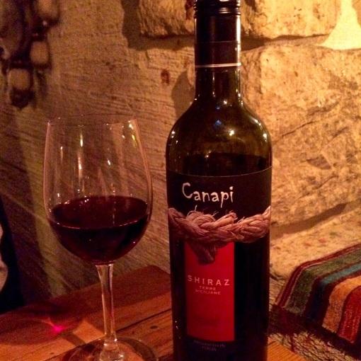 Red wine at Santa Fe - reijosfood.com