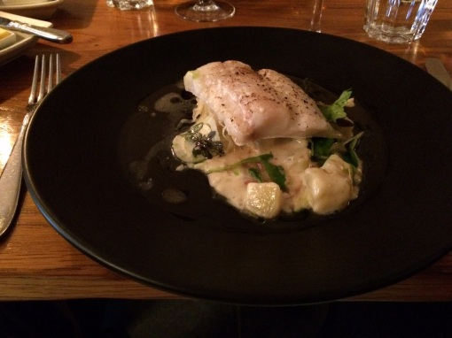 Haddock at Sundmans Krog - reijosfood.com