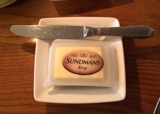 Butter at Sundmans Krog - reijosfood.com