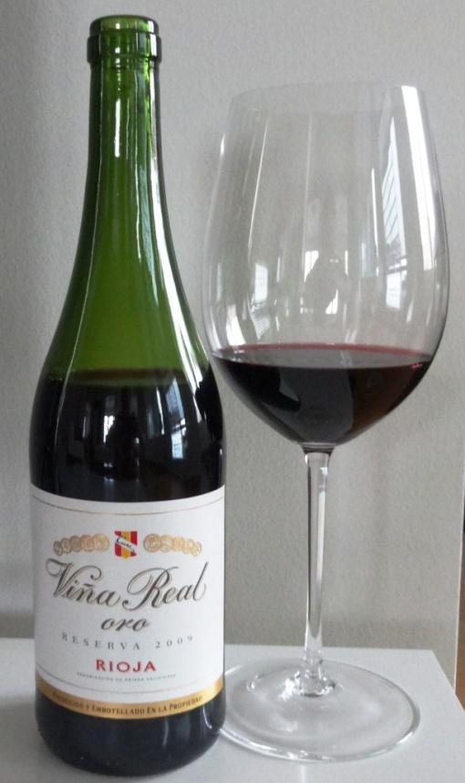 Vina Real Oro - reijosfood.com